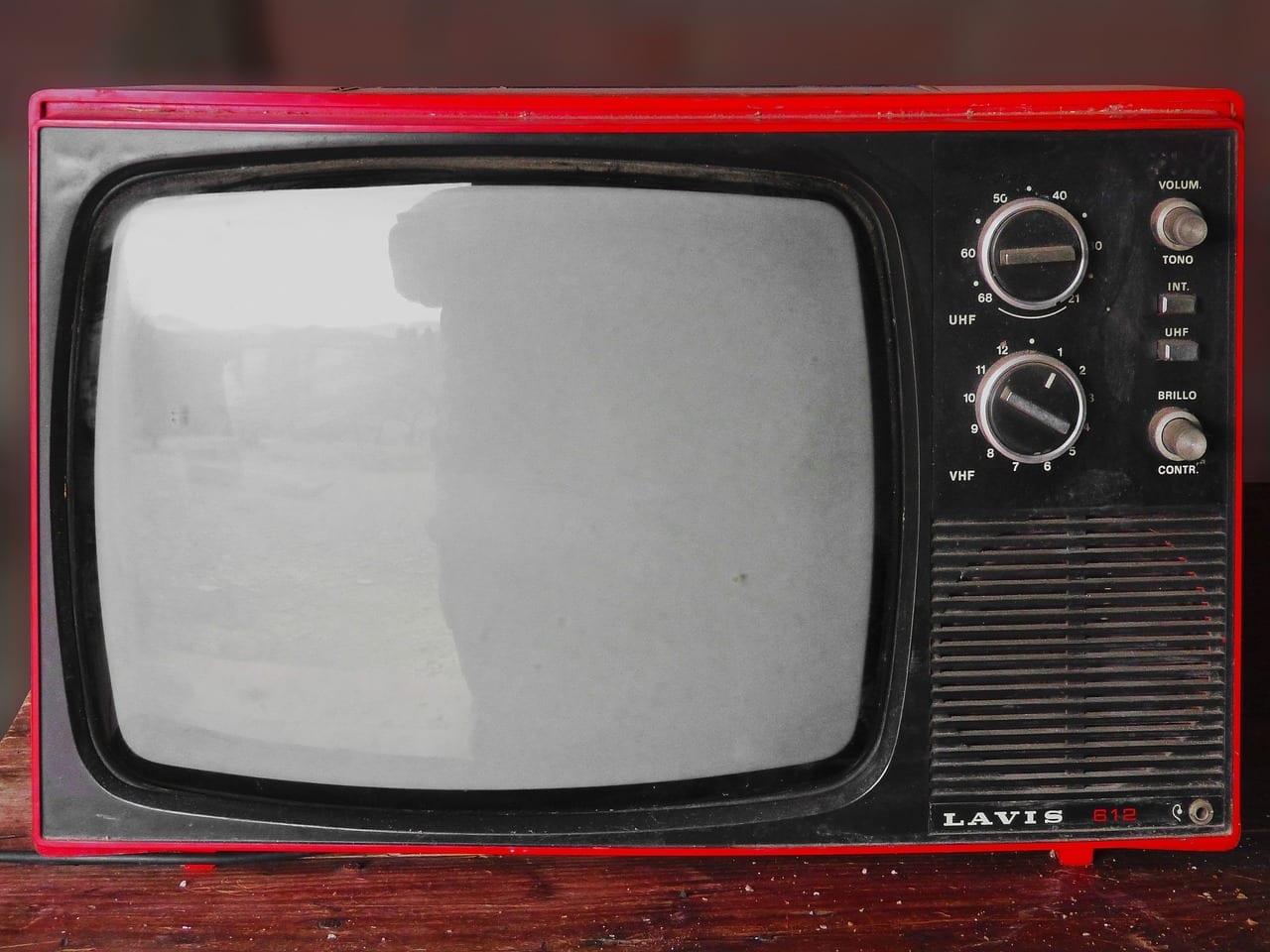 ,תמונה של טלויזיה ישנה