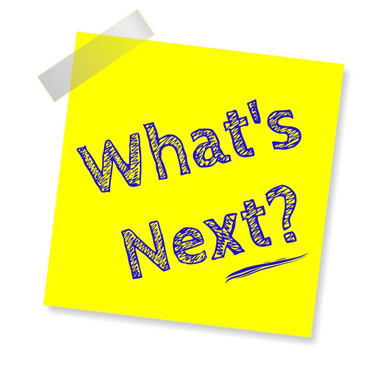 שלט שכתוב בו מה הדבר הבא?